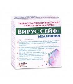 ВИРУС СЕЙФ тбл.х60 + МЕЛАТОНИН тбл.х20