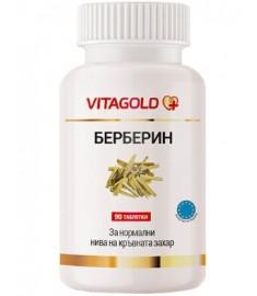 VITAGOLD / ВИТАГОЛД БЕРБЕРИН таблетки Х 30