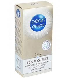 Pearl Drops / ПАСТА ЗА ЗЪБИ ПЪРЛ ДРОПС ЧАЙ/КАФЕ