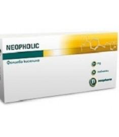 Neopholic / НЕОФОЛИК таблетки 0.4 мг х 90