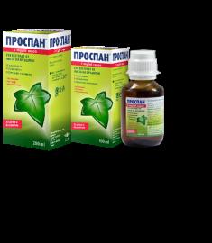 ПРОСПАН СИРОП 100 мл