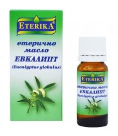 ETERIKA / ЕТЕРИКА ЕТЕРИЧНО МАСЛО ОТ ЕВКАЛИПТ 10 мл