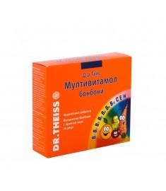 Myltivitamol / МУЛТИВИТАМОЛ БОНБОНИ Dr. Theiss 50 г