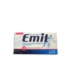 ЕМИЛ таблетки х 20 /против гадене и повръщане/