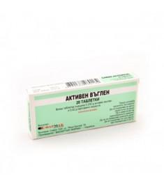 CARBO ACTIVATUS / КАРБО АКТИВАТУС таблетки 0.25 г х 20
