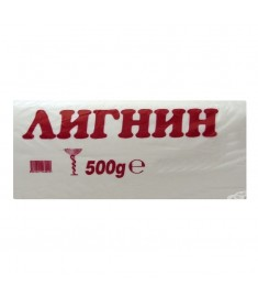 ЛИГНИН марка А двупластов 320 г х 50 броя /бял/