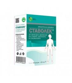СТАВОЛЕК капсули 425 мг х 30 /стави,мускули,сухожилия/