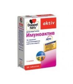 ДОПЕЛХЕРЦ Витамин С+Цинк+Витамин Е х 30