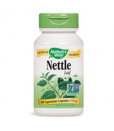 NATURE'S WAY КОПРИВА ЛИСТА 435 мг Х 100