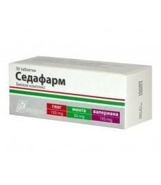 SEDAPHARM / СЕДАФАРМ таблетки X 50