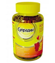 СУПРАДИН КИДС желирани бонбони х 30