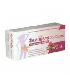 ФЕМИНЕЛА УРОФОРТЕ таблетки х 30