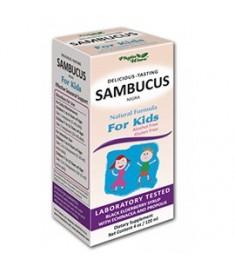 САМБУКУС NIGRA FOR KIDS сироп 120 мл