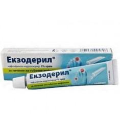 Exoderil cream / ЕКЗОДЕРИЛ КРЕМ 30 г