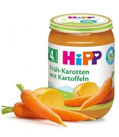 HIPP / ХИП РАННИ МОРКОВИ С КАРТОФИ 190 г