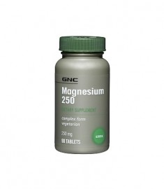 GNC Magnesium ТАБЛЕТКИ 250 мг Х 90