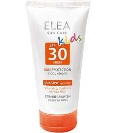 ELEA SUN CARE SPF 30 KIDS 150 мл.
