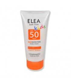 ELEA SUN CARE SPF 50 KIDS 150 мл.