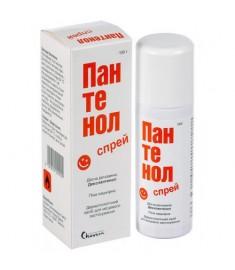 ПАНТЕНОЛ КАЛЦИЕВ 5% 30 г