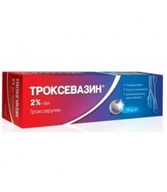 ТРОКСЕВАЗИН ГЕЛ 2% 100 гр АКТАВИС