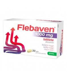 ФЛЕБАВЕН ТАБЛЕТКИ 1000 мг Х 30