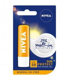 NIVEA Sun Protect / НИВЕА БАЛСАМ ЗА УСТНИ SPF30  4.8 г