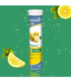 Sanotact / Санотакт Витамин С ефервесцентни таблетки 240 мг Х 20