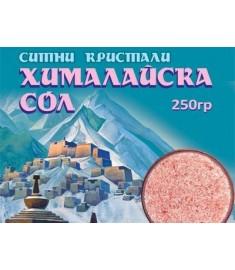 BIOHERBA / БИОХЕРБА ХИМАЛАЙСКА СОЛ СИТНА 250 г