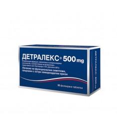 DETRALEX / ДЕТРАЛЕКС таблетки 500 мг Х 36
