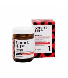 Smart Hit IV / СМАРТ ХИТ IV Липозомно желязо капсули Х 30