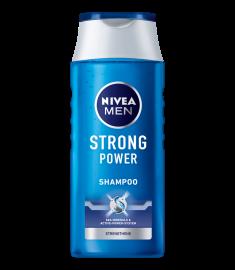 NIVEA MEN STRONG POWER / НИВЕА ШАМПОАН ЗА МЪЖЕ 400 мл