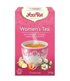 YOGI TEA WOMENS / ЧАЙ ЗА ЖЕНИ 1,8 g x 17