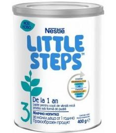 NESTLE LITTLE STEPS 3 / НЕСТЛЕ млечна напитка 400 г