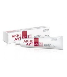 Acne Out BP / АКНЕ АУТ БП 5% ГЕЛ 20 г