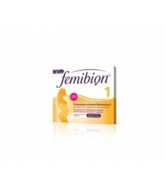 FEMIBION 1 / ФЕМИБИОН 1  НОВА ФОРМУЛА таблетки Х 28