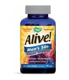 ALIVE / АЛАЙВ ВИТАМИНИ ЗА МЪЖЕ 50+ таблетки Х 30