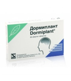 ДОРМИПЛАНТ ТАБЛ Х 50