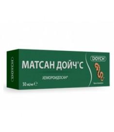 МАТСАН-ДОЙЧ-С маз 25гр зелен