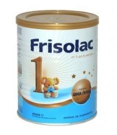 ФРИЗОЛАК 1 адаптирано мляко 400 гр.