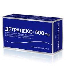 ДЕТРАЛЕКС ТАБЛЕТКИ 500 мг Х 60