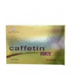 CAFFETIN FORTE / КАФЕТИН ФОРТЕ таблетки Х 12