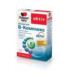 ДОПЕЛХЕРЦ B-КОМПЛЕКС Х 30