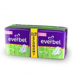 Everbel Normal Delicate / Евърбел ДАМСКИ ПРЕВРЪЗКИ ДУО нормал деликат х 20