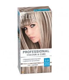 ELEA Professional Colour & Care / ЕЛЕА прахообразен изсветлител за коса Супер блонд 0.0