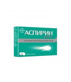 АСПИРИН УЛТРА 500 МГ Х 8