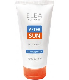 ELEA Крем за тяло за след слънце 150 мл.