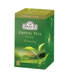 Ahmad Green Tea / АХМАД ЗЕЛЕН ЧАЙ c филтър x 20